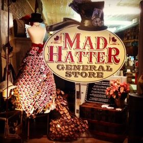 e3f71743bb0 Mad Hatter General Store (madhattergs) on Pinterest