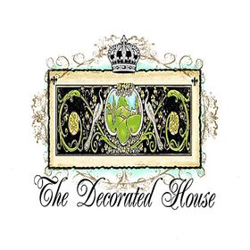 The Decorated House ~ Donna Courtney