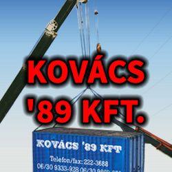 Kovács '89 Kft.