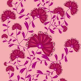 Lily's garden of illustration