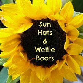 Sun Hats & Wellie Boots