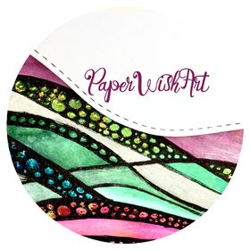 PaperWishArt | Crafter,  Artist and Blogger | Creative Cardmaker and Designer