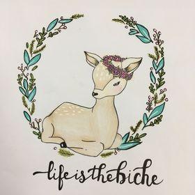 Life Is The Biche - Emilie Stellato