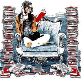 La lettrice controcorrente