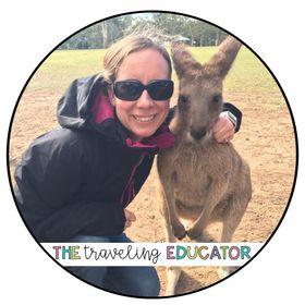 The Traveling Educator | Elementary Teacher and Teacher Author