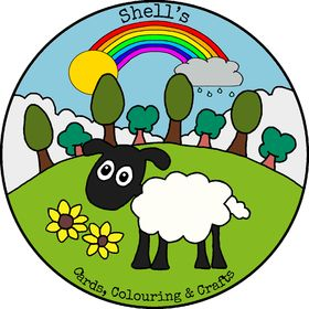 Shell's Cards, Colouring & Crafts