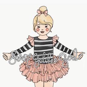 Sweet Goldie Girl