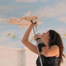 Dream-Art.gr Ζωγραφική στον Τοίχο