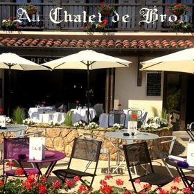 Restaurant à Bourg-en-Bresse Au Chalet de Brou