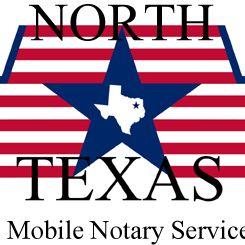 Mobile Notary Public Dallas, Texas