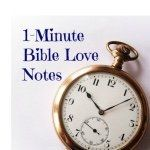 1-Minute Bible Love Notes Nederland