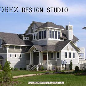 Florez Design Studios | Coastal Home Design (florezdesign) on Pinterest