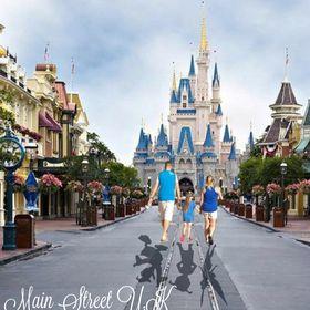 Main street U.K- Disney World