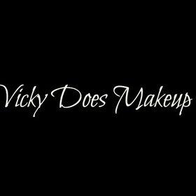 Vicky Does Makeup