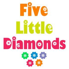 Five Little Diamonds