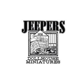 Jeepers Dollhouse Miniatures