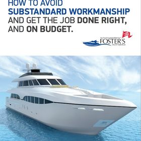 Foster's Yacht Services (fostersyacht) on Pinterest