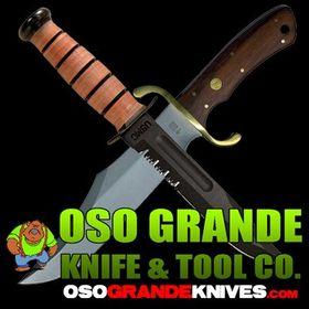 Oso Grande Knife & Tool