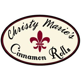 Christy Marie's Cinnamon Rolls
