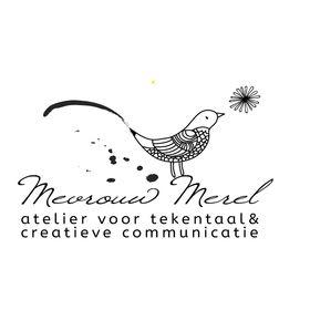 Mevrouw Merel Tekenatelier voor creatieve communicatie