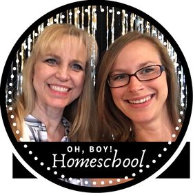 Oh, Boy! Homeschool