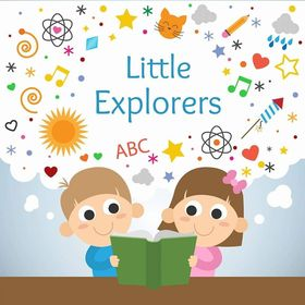 LITTLE EXPLORERS - MALI ODKRYWCY
