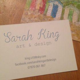Sarah King Art And Design