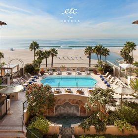 Hotel Casa del Mar - Santa Monica Luxury Beach Hotel