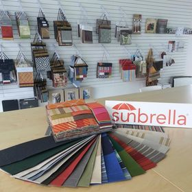 Outdoor Fabric Central, exclusively Sunbrella Fabrics