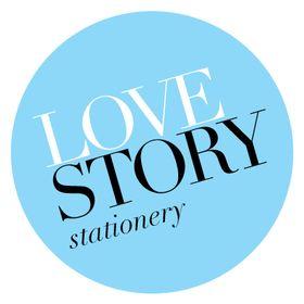 Love Story Stationery