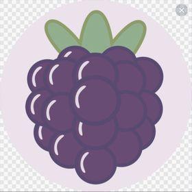 Blackberry Stationary
