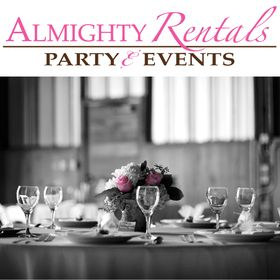 Almighty Rentals Party & Events