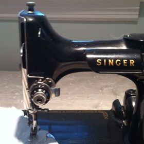 The Sewing Grove + Vintage