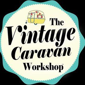 Lucy Jayne's Vintage Caravan Workshop