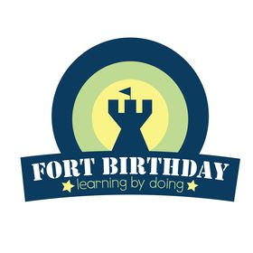 Fort Birthday - Learning by Doing: MomLife, Parenting, DIY, Twins, and Toddlers