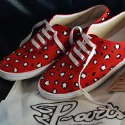 P-arts Zapatillas Pintadas
