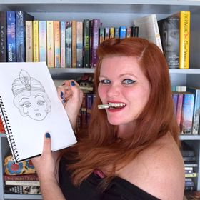 Jubly-Umph | Artist & Designer | Coffee & Book Lover