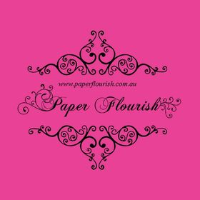 Paper Flourish