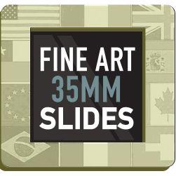 35mm Fine Art Slides
