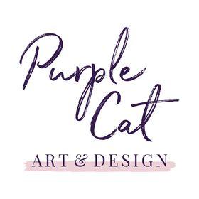 Purple Cat Art & Design