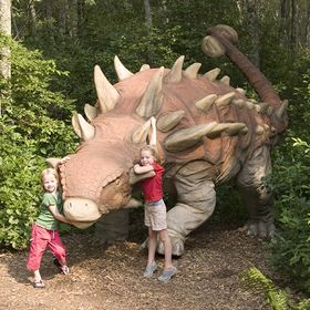 The Dinosaur Place at Nature's Art Village