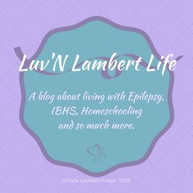 Dana Lambert - Hodge {Luv'N Lambert Life}