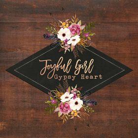 Joyful Girl Gypsy Heart