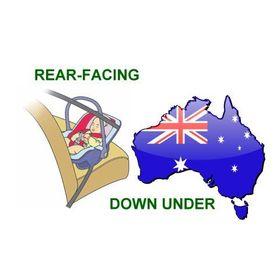 Rear-Facing Down Under