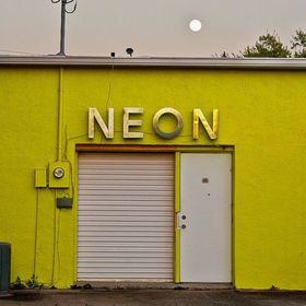 Neon Gold Interiors