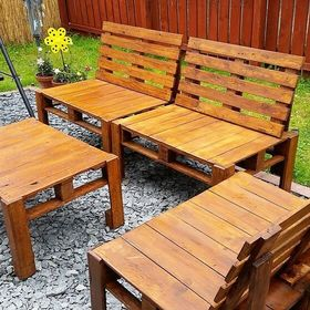 DIY Pallet Projects & Creations