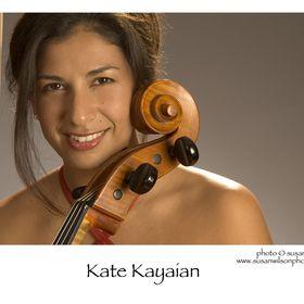 Kate Kayaian Cello
