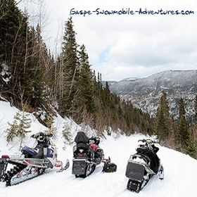 Gaspe-Snowmobile-Adventures  at The Sled Den