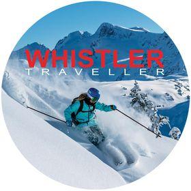 Whistler Traveller Magazine