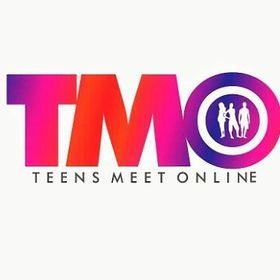 Teens Meet Online